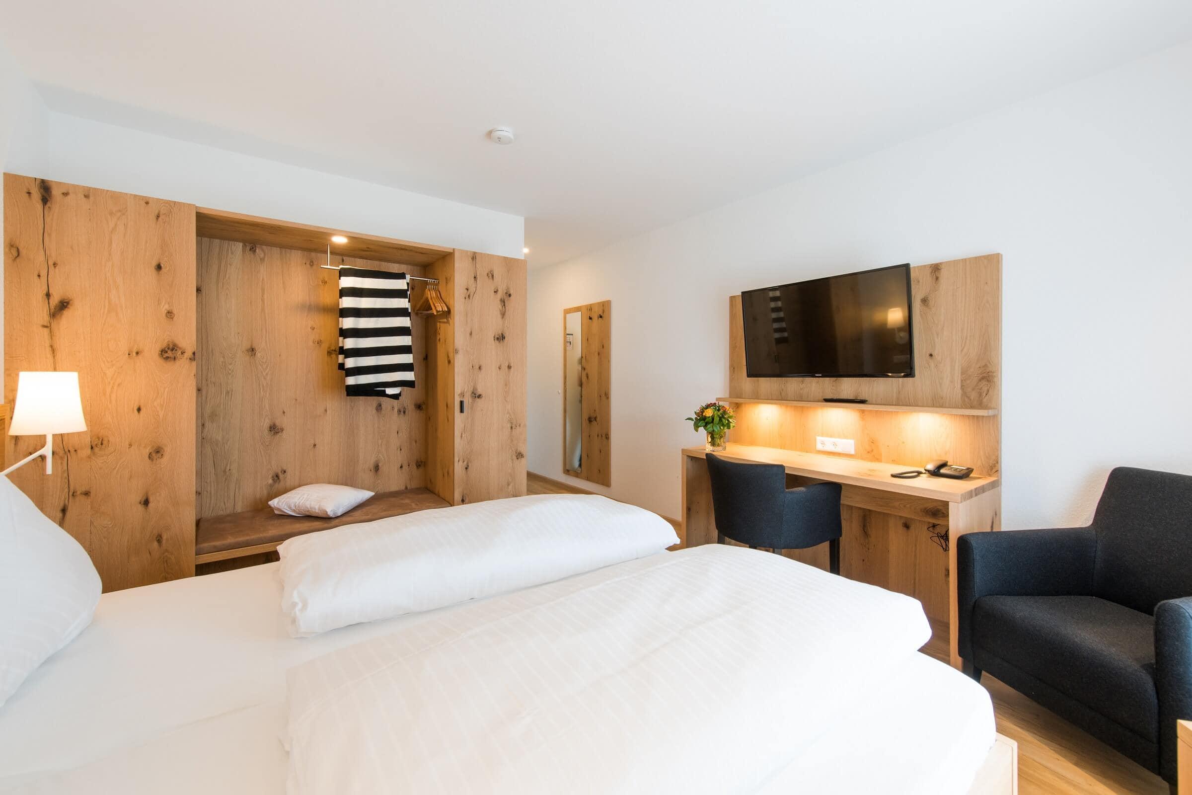 Hotel Gasthaus Loewen Buchholz Einzelzimmer