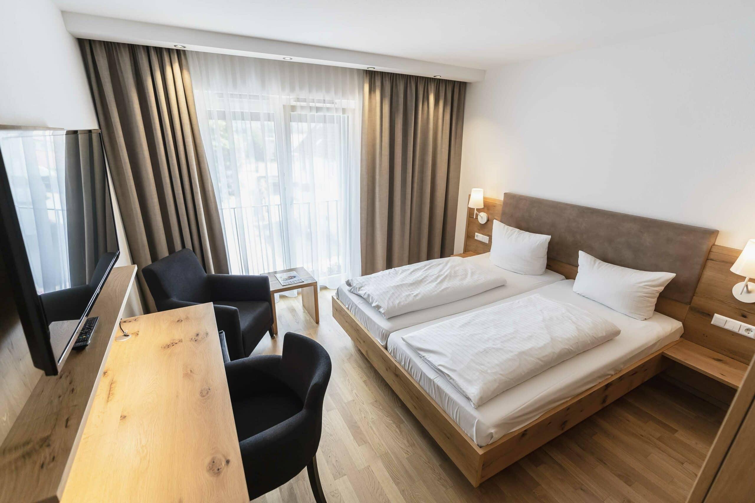 Hotel Gasthaus Loewen Buchholz Stammhaus Von Oben