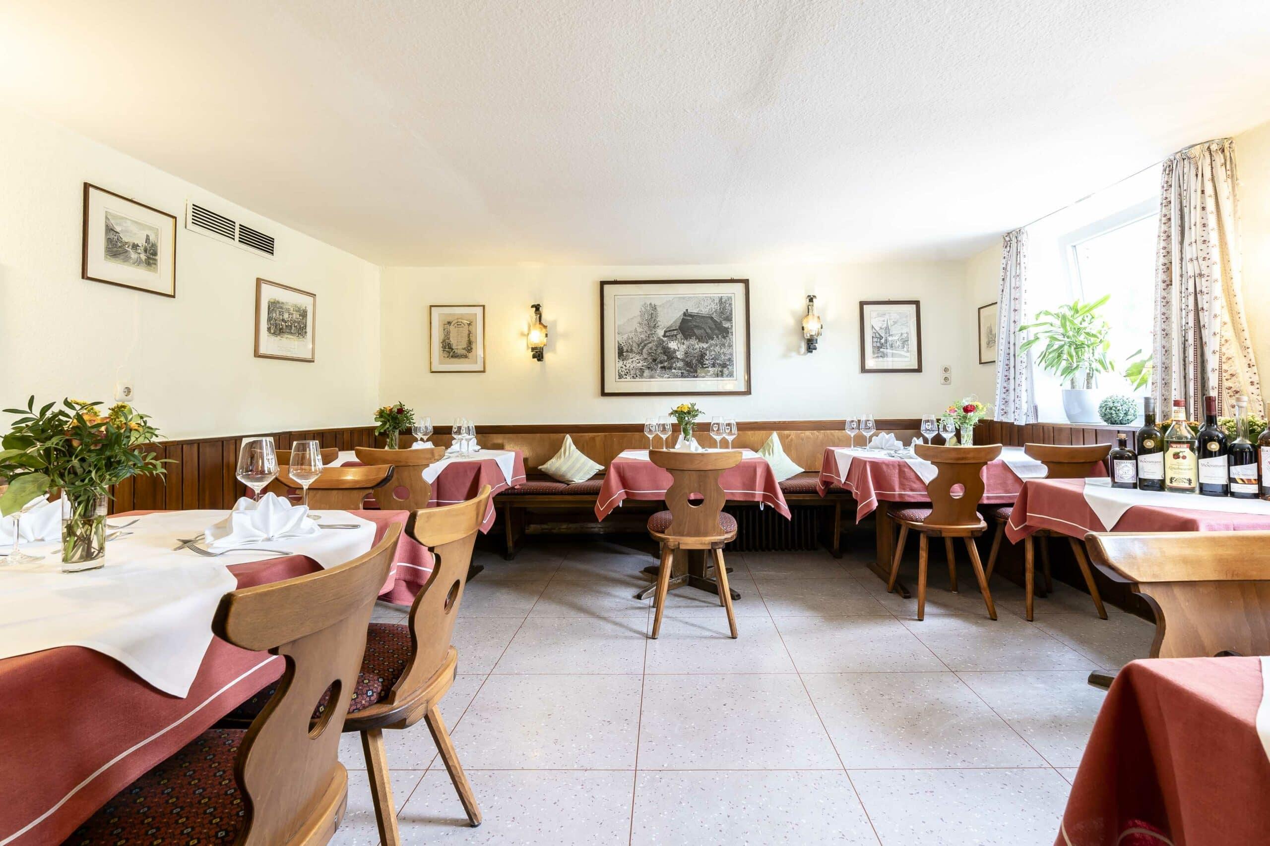 Hotel Gasthaus Loewen Buchholz Restaurant Veranstaltungen