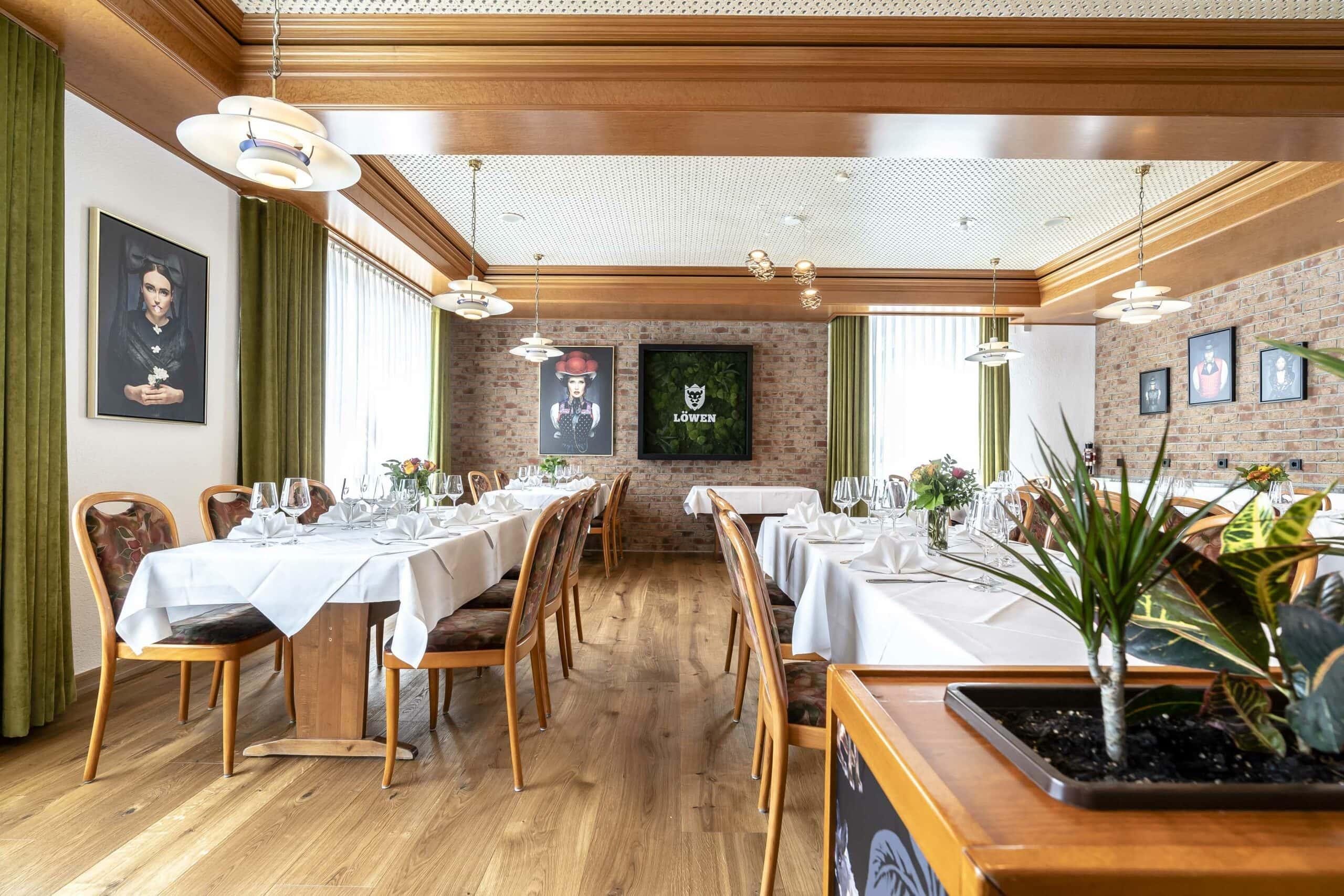 Hotel Gasthaus Loewen Buchholz Saal